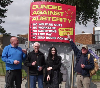 dundee against austerity