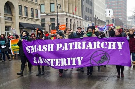 austerity and patriarchy