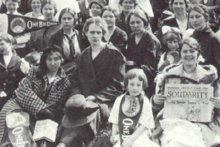 IWW-women