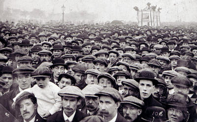 May Day on Glasgow Green 1913